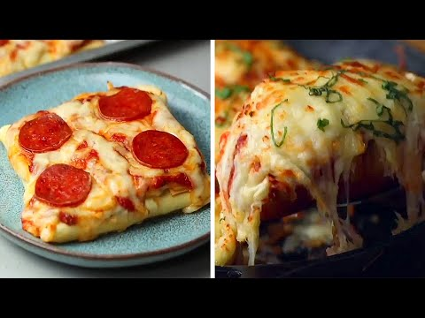 5 Tasty Pizza Party Recipes