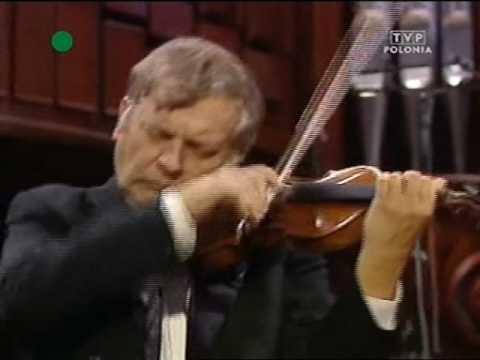 [1/3] Mieczysław Karłowicz, Violin Concerto in A Major, Op. 8, 1st Mvt, begin - K. A. Kulka