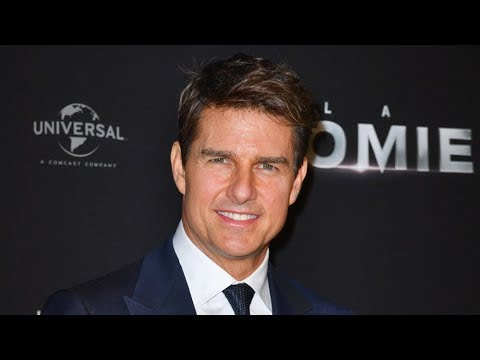 Christie James - Tom Cruise Filming Top Gun 'Maverick' Scenes In Lake Tahoe