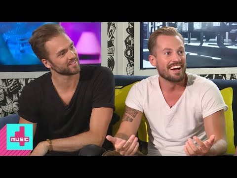 Lawson Interview - 'Where My Love Goes' Proposal & Wearing Speedos | 4Music