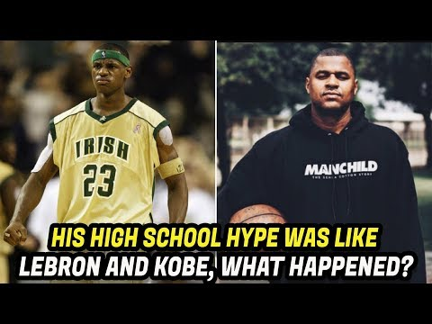 Meet SCHEA COTTON: He Was LeBron before LeBron in High School