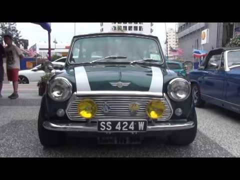 Classic Cars Kota Kinabalu Sabah(16/9/16)(Malaysia Day)