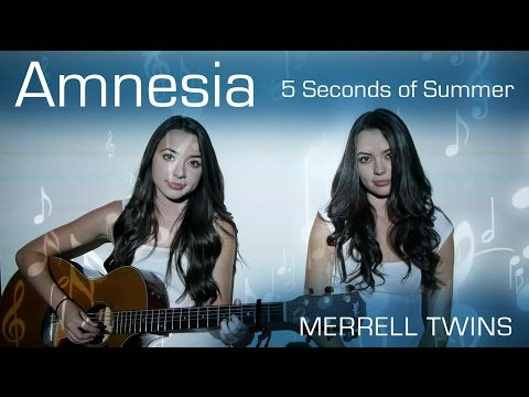 5 Seconds of Summer  Amnesia  Merrell Twins