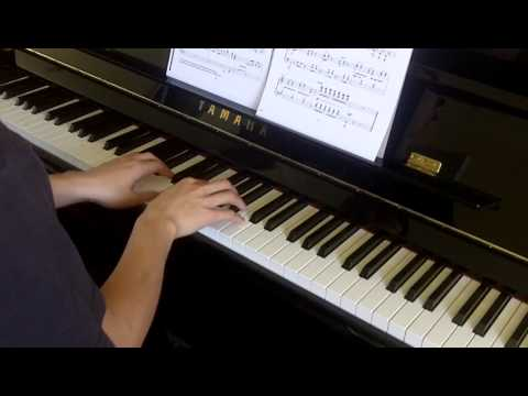 LCM Piano 2013-2017 Grade 6 List C1 Christopher Norton Hungarian Stomp Performance