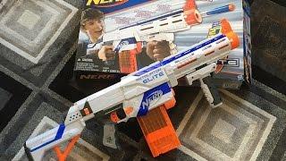 Nerf N-Strike Elite XD Retaliator - Unboxing