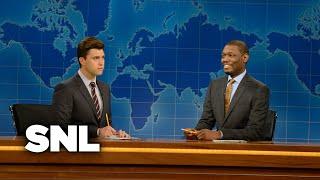 Weekend Update: Headlines from 10/4/14, Part 1 - SNL