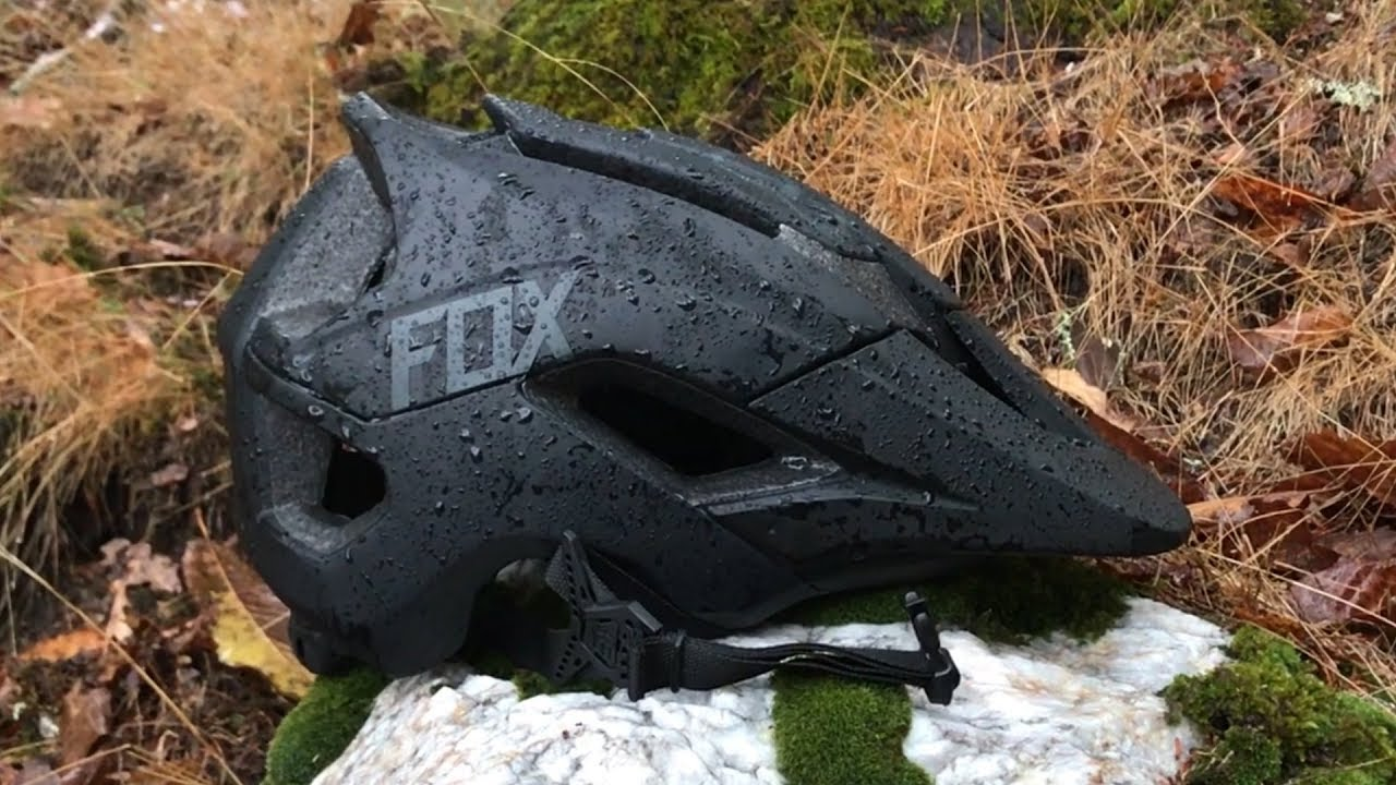 Fox Racing Metah Thresh Helmet Black