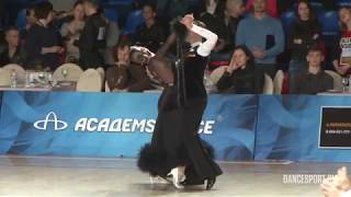 Жданов Иван - Прусакова Софья, Final Viennese Waltz