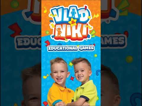 vlad & niki. educational games hack