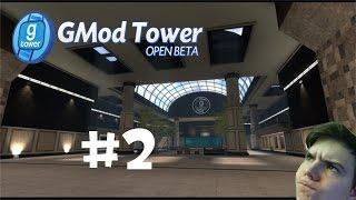 Grupowe samobójstwo ( ͡° ͜ʖ ͡°) - GMOD Tower #2