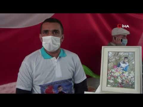 Aileler çocuklarını HDP'den istiyor