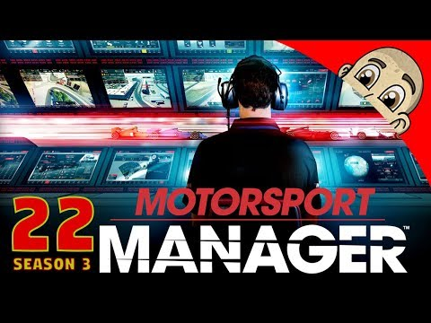 Motorsport Manager - Ep. 22 - New Faces This Offseason - Let's Play Motorsport Manager