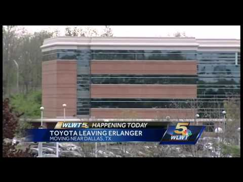 Toyota to close Engineering & Manufacturing headquarters in Erlanger