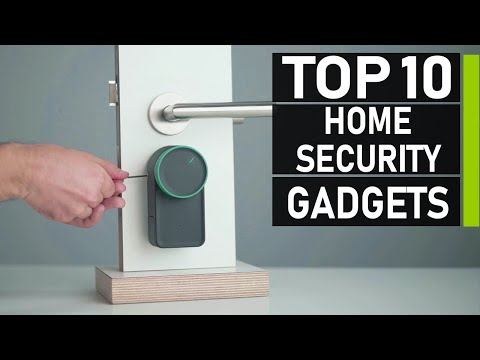 Top 10 Home Security Gadgets to Keep Your Home Safe & Secure