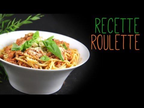 Spaghetti bolognaise !