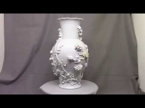 Tesserak Restoration Studio Chinese Porcelain Vase Repair Youtube