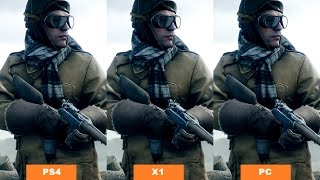 Battlefield 1 Tech Analysis: PS4 vs Xbox One vs PC Graphics Comparison