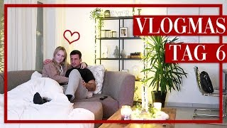 DATE NIGHT & VERLOSUNG! Vlogmas Tag 6 - TheBeauty2go