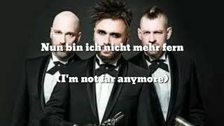 Oomph! ~ Achtung! Achtung! w/lyrics (German/English)