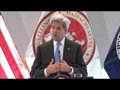 "John Kerry - From Anti-Nuclear to ""Go For It"""
