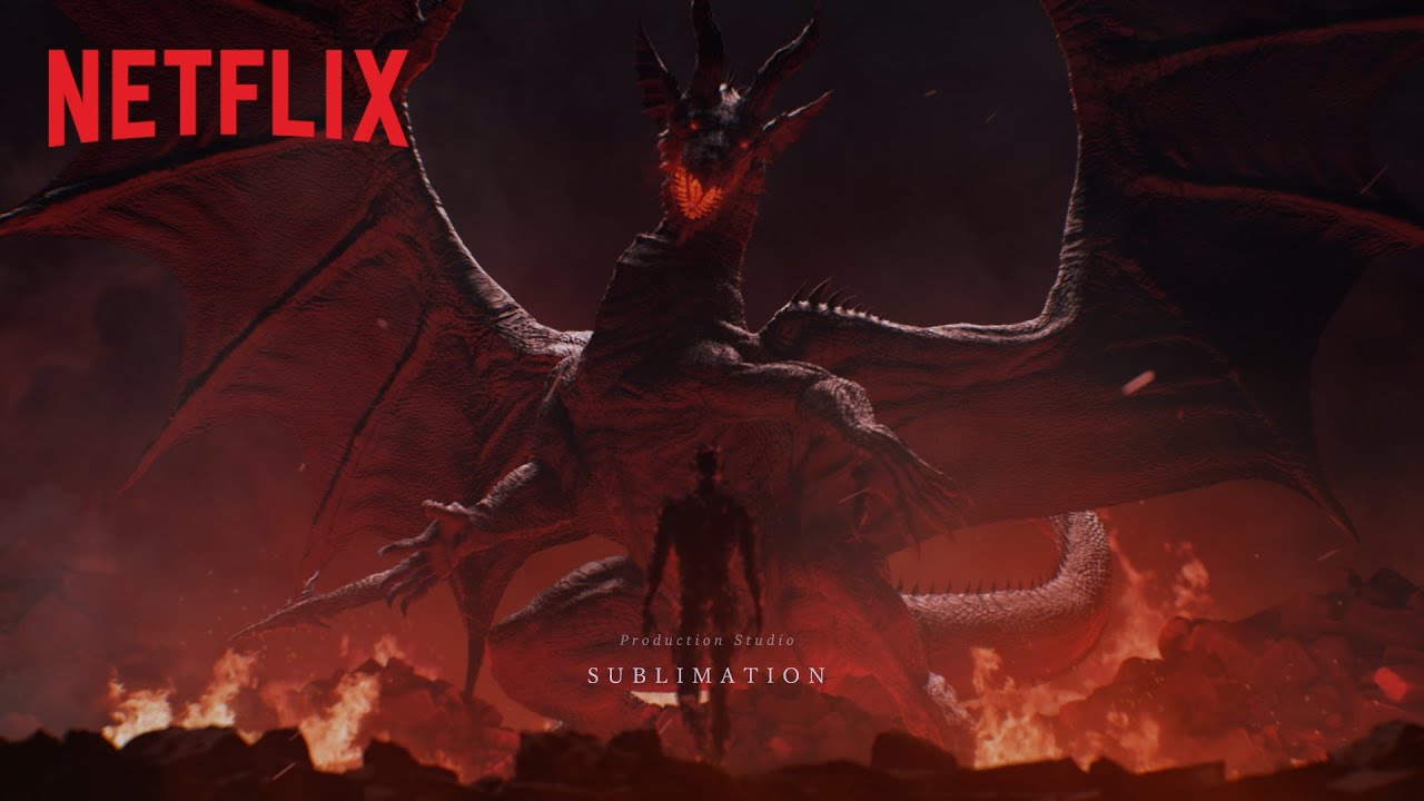 First Look at Netflix's Dragon's Dogma Series