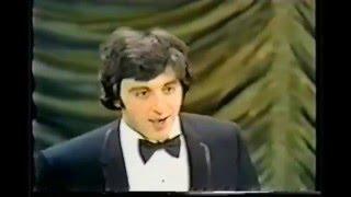 The first Award Al Pacino