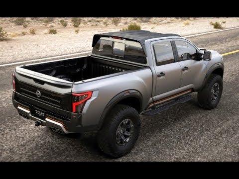 Nissan Titan Warrior Exterior And Interior 2019 2020 Next Diesel