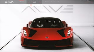 Lotus Evija electric car makes 1,970 hp. It costs more than $2 million.