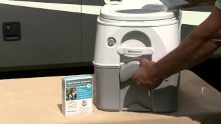 Dometic 970 Series Portable Toilet For Camping