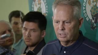 Gordon Hayward signs with Celtics thumbnail