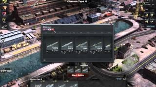 Navy Field 2: Conqueror of the Ocean GamePlay