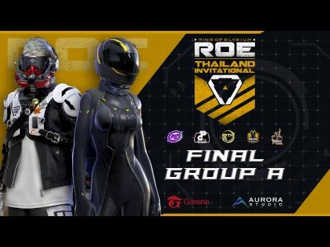 ROE Thailand Qualifier 2019 Open Qualifier Final Group A