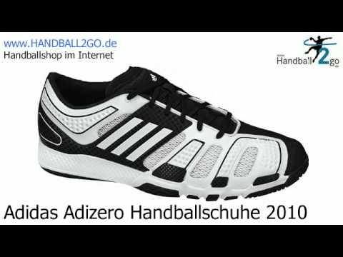 adidas adizero handballschuhe youtube. Black Bedroom Furniture Sets. Home Design Ideas