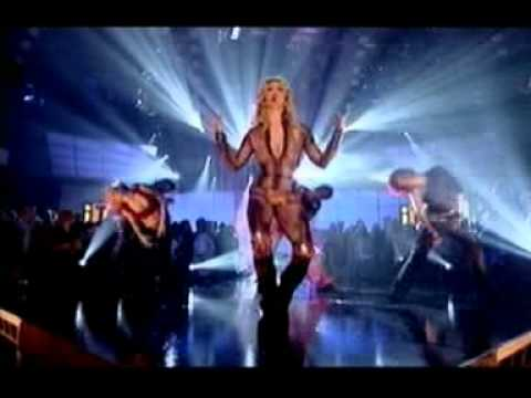 Britney Spears - Overprotected (Live On Top Of The Pops)