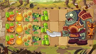 One of Tewtiy's most viewed videos: THE FINAL BOSS IN THIS WORLD IS INSANE| Plants Vs Zombies 2 Chinese