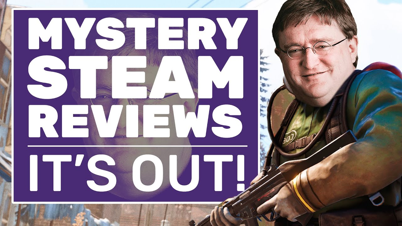 Mystery Steam Reviews: video games that launched out of Steam ...