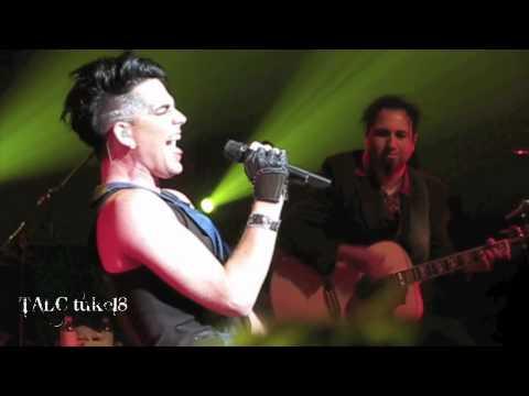 Adam Lambert singing Whole Lotta Love Foxwoods June 24th