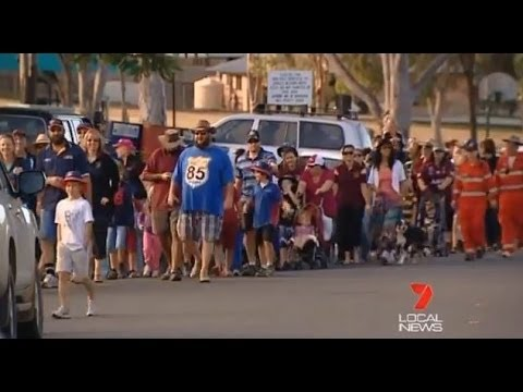 Campaign For High School At Calliope - Seven Local News Rockhampton (2013)