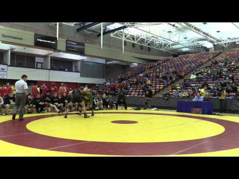 2015 Canada West Championships: 100 kg Chamit Phulka vs. Daniel Oloumi