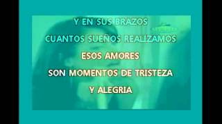 Esos Amores Julio Iglesias - Temerarios KARAOKE