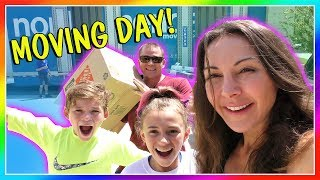 WE ARE OFFICIALLY MOVING OUT! | LAST DAY HERE | We Are The Davises