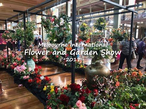 Melbourne International Flower and Garden Show 2017 | Indoor