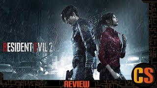 RESIDENT EVIL 2 - PS4 REVIEW (Video Game Video Review)