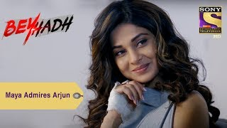 Your Favorite Character | Maya Admires Arjun | Beyhadh