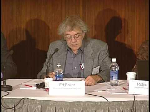 Justice for Hedgehogs: Professor Ed Baker