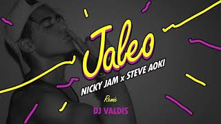 Nicky Jam X Steve Aoki - Jaleo (Remix Dj Valdis) Video