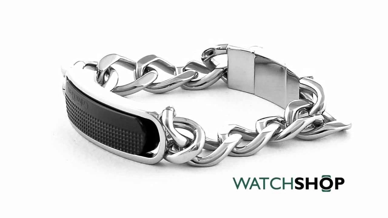 Calvin Klein Jewellery Jewellery Gents Stainless Steel Confidence ...
