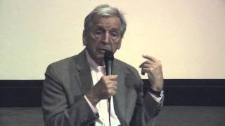 "Costa Gavras Screening of ""The Ax"" and Q & A"