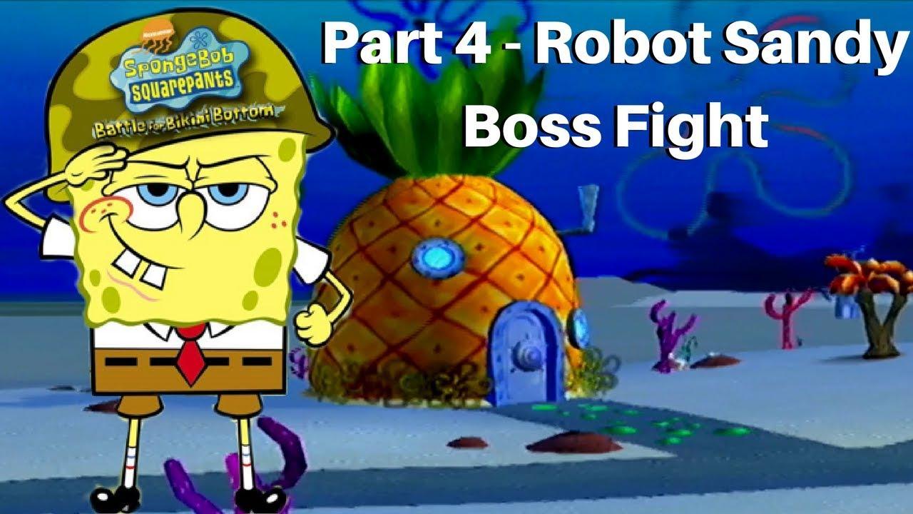 SpongeBob SquarePants Battle For Bikini Bottom Part 4