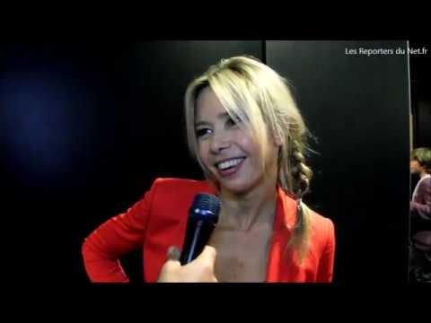 Romane Serda - Interview - Salon du chocolat